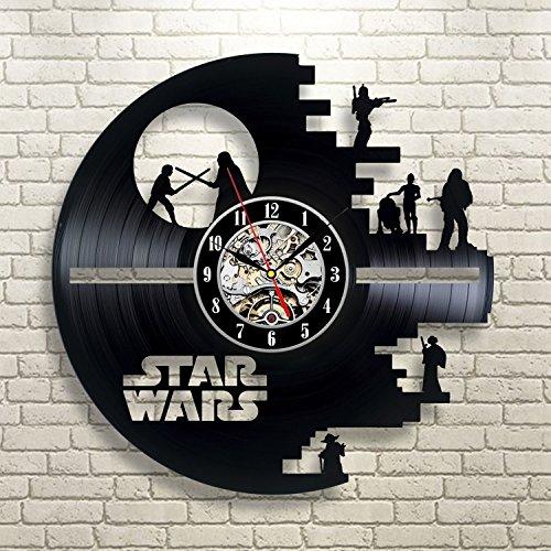 Darth Vader Clock - 8