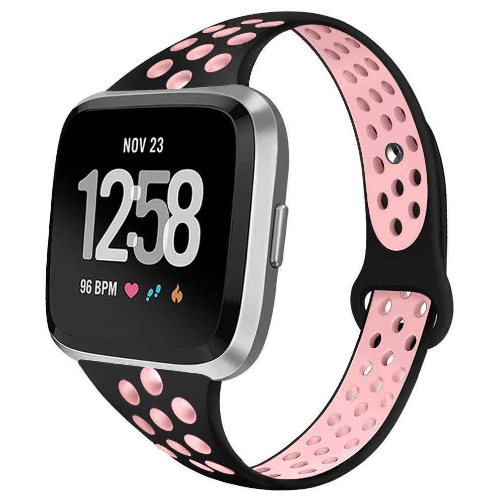 Malla De Reloj Fitbit Versa/versa 2/versa Lite/special Ed