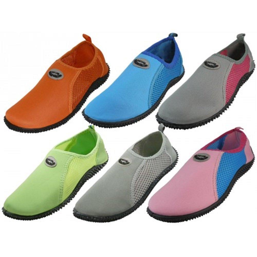 [LF Wear] Wear] B00UB2I15S 卸売レディースAquaソックス、水靴、プール [LF、ビーチ、ヨガ、練習 B00UB2I15S, ミノクニ商店:b5ba0aa4 --- fooddim.club