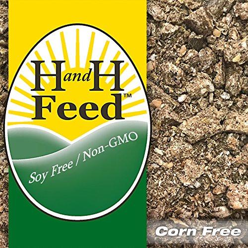 Natural Free Broiler 22% Protein, Soy Free, Corn Free, Non-GMO