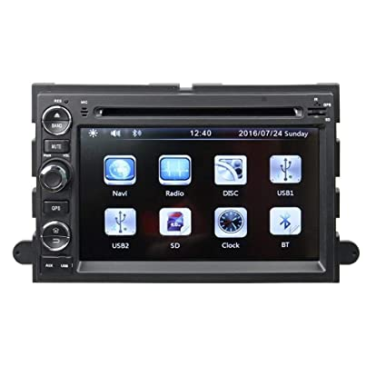 Amazon com: Car GPS Navigation System for Ford F150/F250