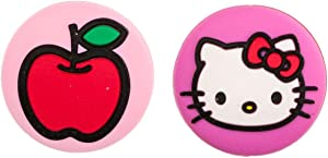 Hello Kitty Sports Face and Apple Vibration Dampener