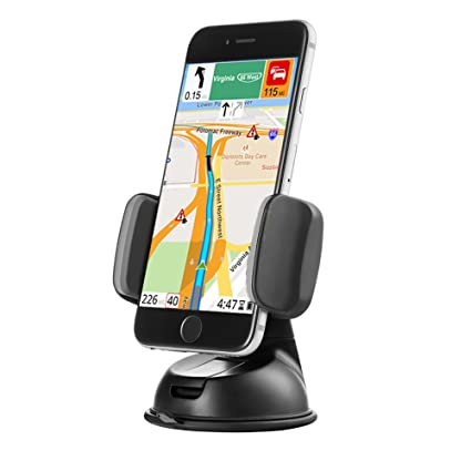 Amazon.com: Zilu Car Phone Mount, Cell Phone Holder for Dashboard ...