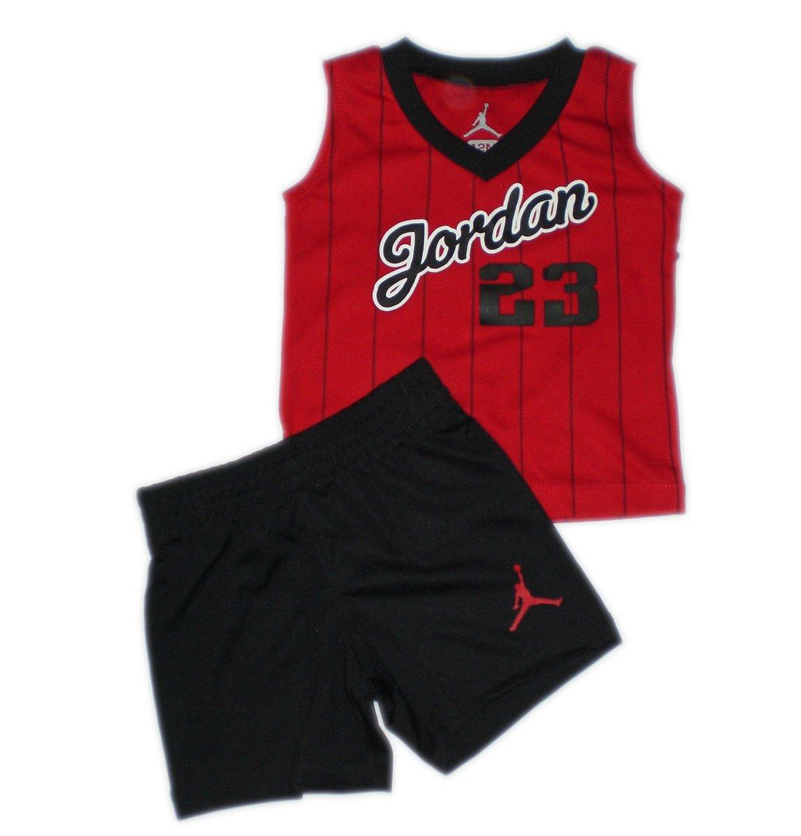 Nike Jordan Baby Tank-Top & Short, Size 12 Month by NIKE