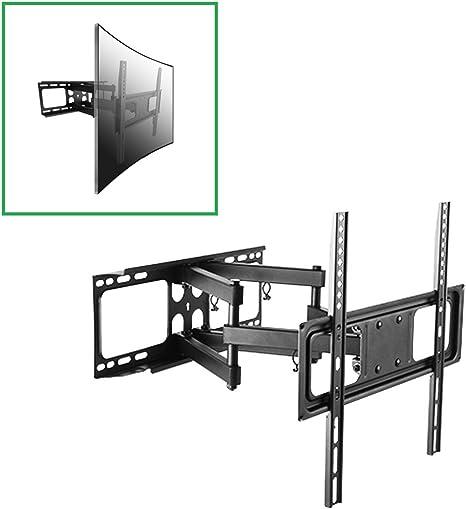 Soporte para televisor LCD LED (giratorio, extensible e inclinable ...