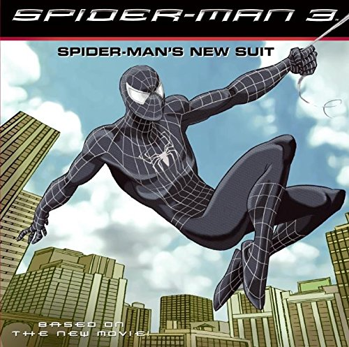Spider Man New Suit (Spider-Man 3: Spider-Man's New Suit)