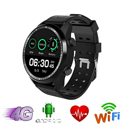 Amazon.com: QEAC Smart Watch Ip67 Waterproof Smartwatch 4G ...