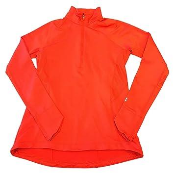 Princeton tigers under armour para mujer naranja LS 1/2 cremallera sudadera chaqueta (M): Amazon.es: Deportes y aire libre