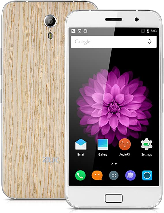 ZUK Z1 - Smartphone Libre Android 4G Lte (5.5 Ips Hd, Dual Sim ...