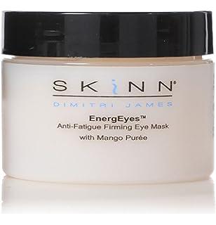 Skinn Cosmetics Energeyes Anti-fatigue Firming Eye Mask in Mango Puree purpletale fairy tale beginning beauty balm bb cream spf50+ whitening and anti-wrinkle cream 70ml