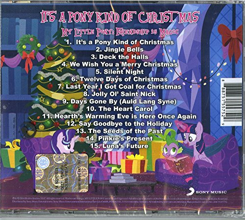 My Little Pony - It's a Pony Kind of Christmas - Amazon.com Music