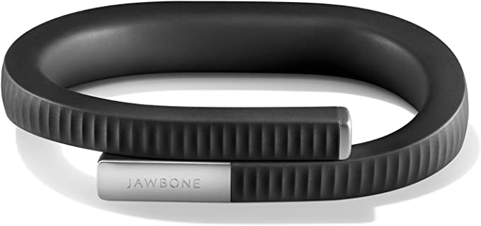 15.5-18 cm - Red Medium Jawbone UP Activity Tracking Wristband