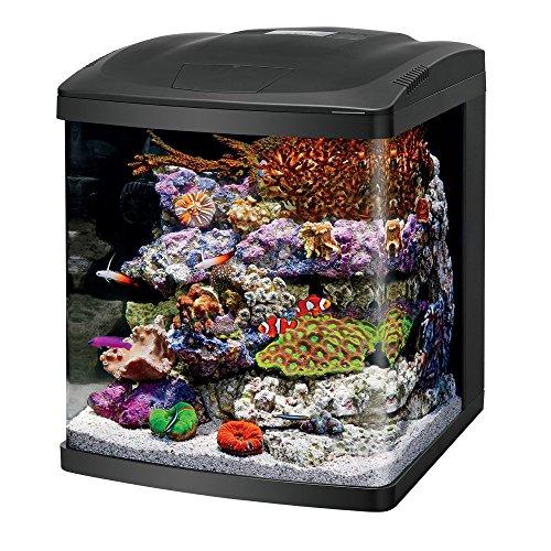 Coralife NEW STYLE Size 16 LED BioCube Aquarium by Coralife