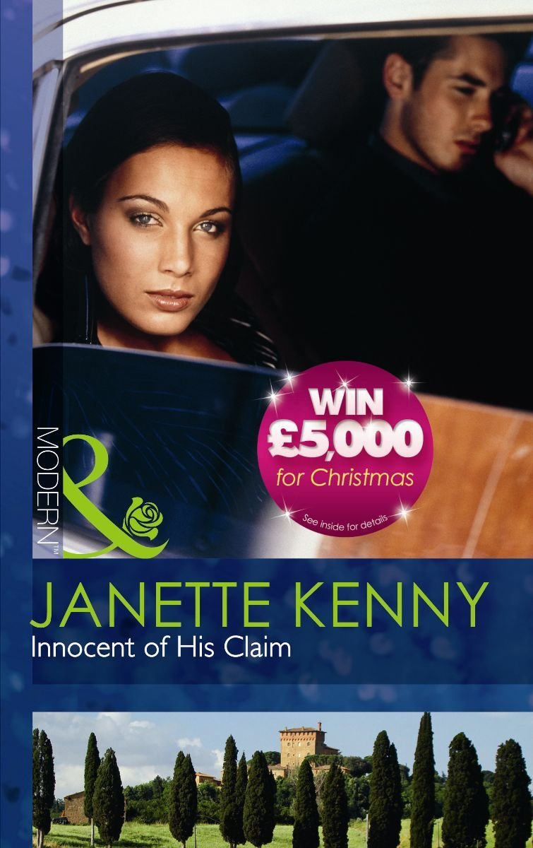 Innocent of His Claim, Kenny, Janette