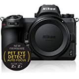 Nikon Z 6 Body Only, Black