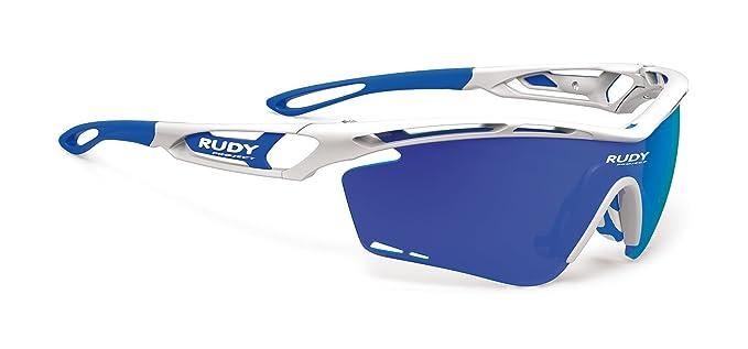 4d0d34459b Rudy Project Tralyx - Gafas Ciclismo - Azul/Blanco 2017: Amazon.es: Ropa y  accesorios
