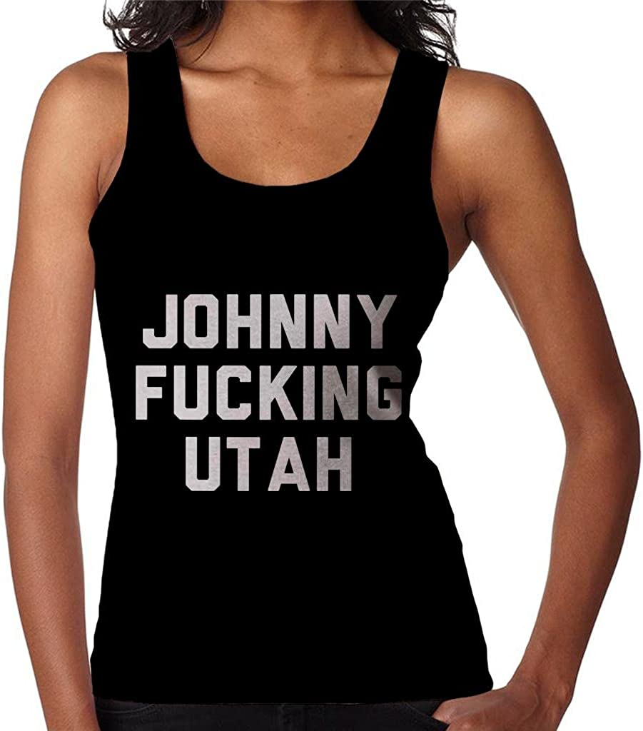 Coto7 Johnny Fucking Utah Womens Vest