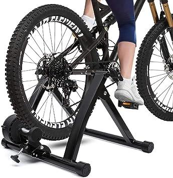Fluid Trainer soporte de la bici, 6 Velocidad Resistencia ...