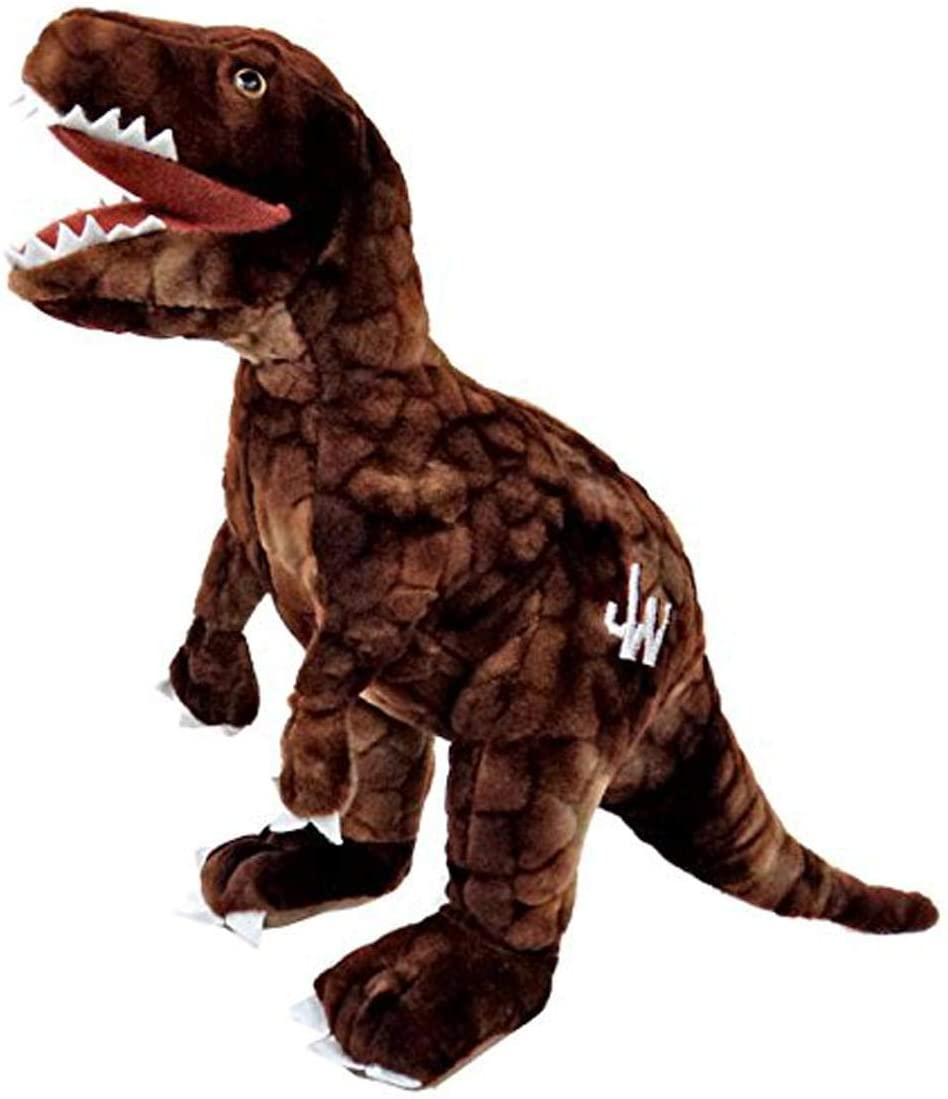 Aurora Monkey Stuffed Animal, Amazon Com Jurassic World 11 Plush Brown T Rex Toys Games