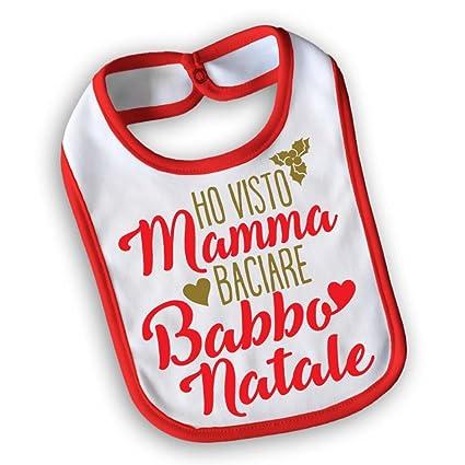 Idee Regalo Natale Mamma.Bavetto Bavaglino Bambino Idea Regalo Di Natale Ho Visto