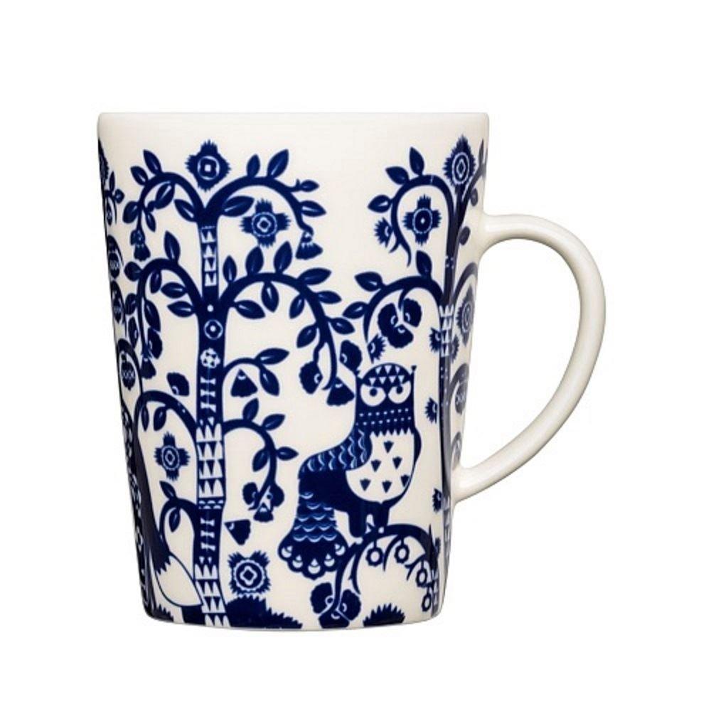 iittala taika midnight blue autumn edition mug ml amazoncouk  - iittala taika midnight blue autumn edition mug ml amazoncouk kitchen home