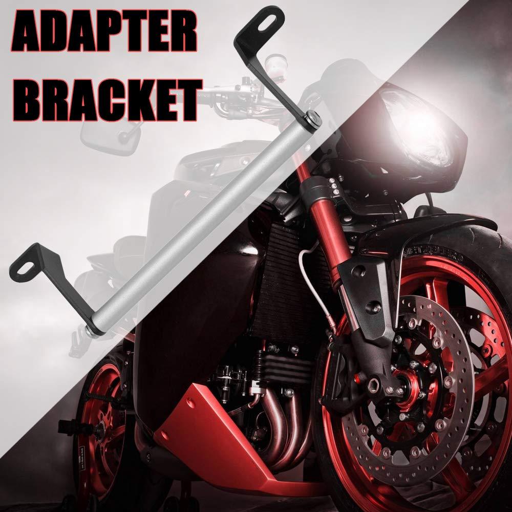 soporte navegador moto para 1290 Super Adventure S R 2017-2019 Soporte GPS Moto KKmoon Soporte M/óvil Moto