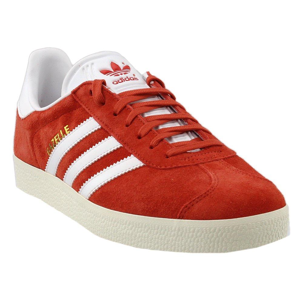 adidas Men's Gazelle Casual Sneakers B075MPPC84 8 D(M) US|Orange