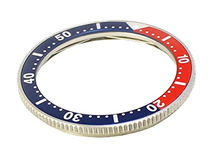 Stainless Steel Bezel to All Vostok Watches with Pepsi Insert! BPS