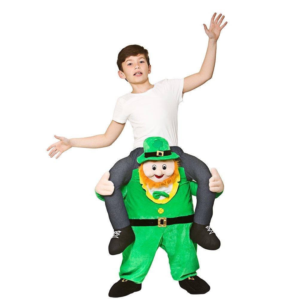 Carry Me – Kostüm cavalcioni Kids St. Patrick Unisex Kinder, 8 – 10 Jahre, cmc-8780 B0719C9F8R Kostüme für Kinder Geeignet für Farbe | Schön