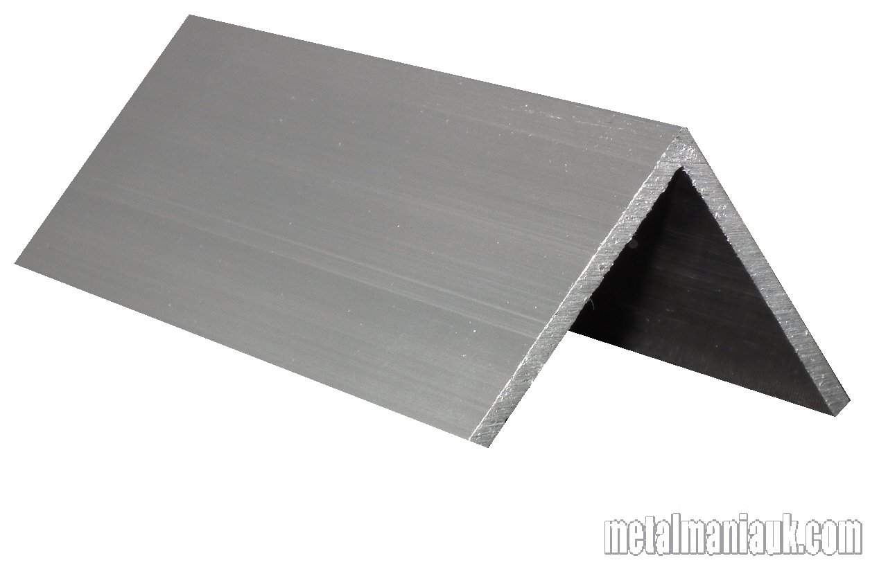 Aluminium box section 50mm x 50mm x 3mm x 250mm
