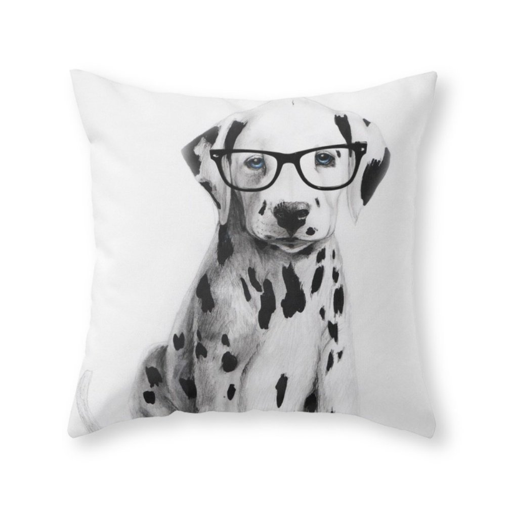 Society6 Bingo Throw Pillow Indoor Cover (20'' x 20'') with pillow insert