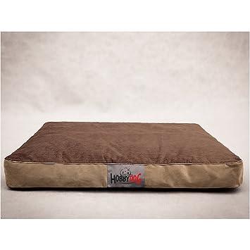 nhobbydog Colchón matfbs6 L cama para perros Perros Colchón Perro Cojín hundematte Dormir Espacio (3 Tamaños Diferentes) (L (90 x 70 cm)): Amazon.es: ...