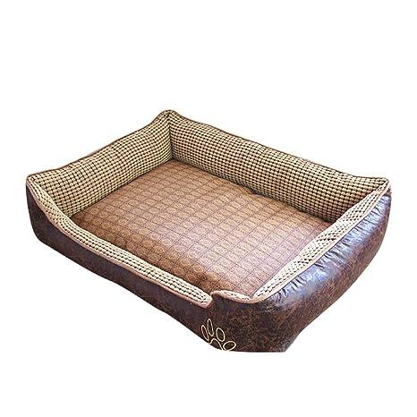 YOUJIA Cama Para Perros Gatos Mascotas Cojín Camas de Pet Mascotas Bed Colchones Para Perro y