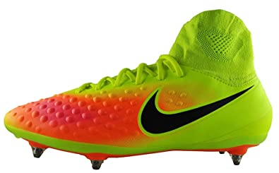 sports shoes 1422b d07c2 Nike Magista Orden II SG, Chaussures de Foot Homme, Amarillo (VoltBlack