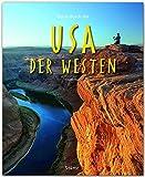 Reise durch die USA - Der Westen - Ein Bildband mit über 195 Bildern auf 140 Seiten - STÜRTZ Verlag