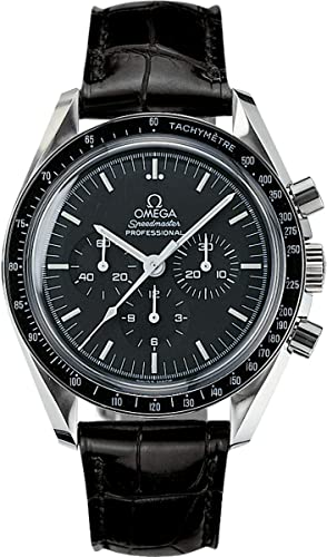 Omega 311.33.42.30.01.001 Speedmaster Moonwatch - Reloj de pulsera.: Omega: Amazon.es: Relojes