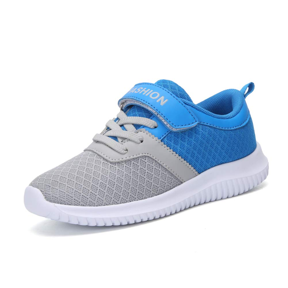 Z.SUO Kids Outdoor Sneakers Strap Athletic Running Shoes Little Kid//Big Kid