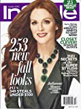 InStyle Magazine (October, 2013) Julianne Moore Cover