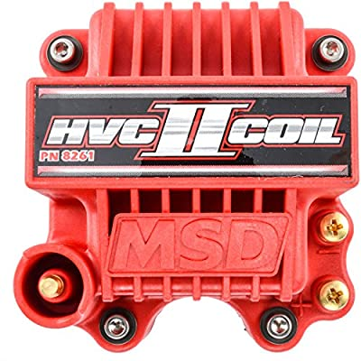 MSD 8261 Pro Power HVC-2 Coil: Automotive