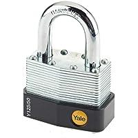 Yale Y125/50/129/1 Candado de Seguridad Arco Corto Y125