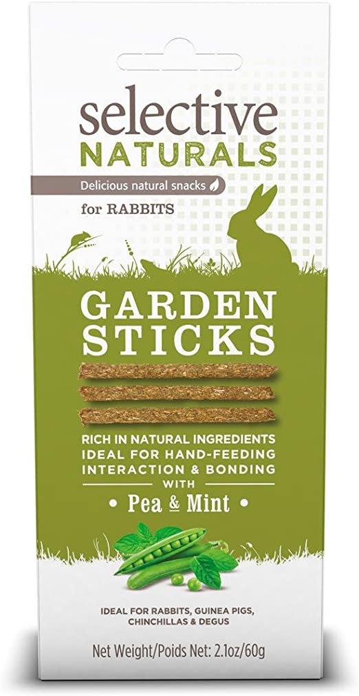 Supreme Selective Naturals - Palos de jardín (60 g): Amazon.es: Productos para mascotas
