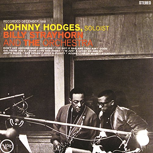 Johnny Hodges With Billy Stray...