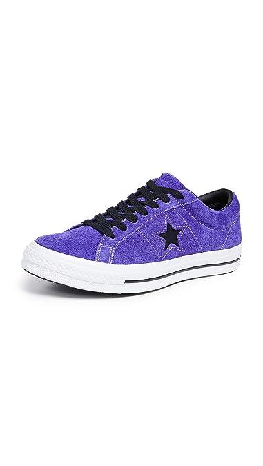 Converse Men s Dark Star Vintage Suede Oxford Sneakers 55e99f395