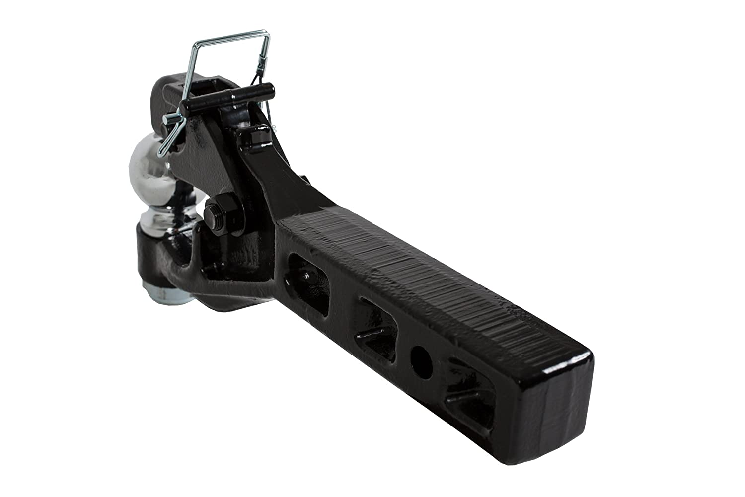 Buyers Products RM650M 6-Ton Receiver Mount Combination Hitch with 50 MM Ball