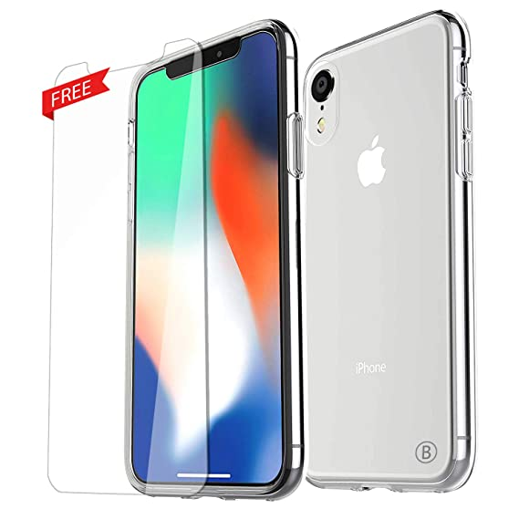 Amazon Com Clear Case For Iphone Xr Phone Case Compatible For