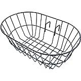 Mobo Triton Easy Tote Basket, Black, Large