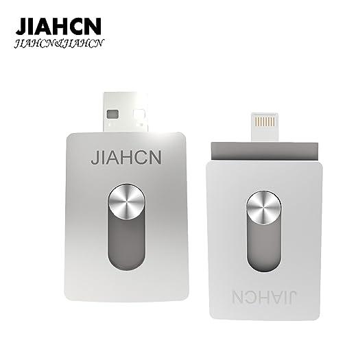 2 opinioni per JIAHCN Apple Memoria Chiavetta 16GB 3 in 1 USB Flash Drive Memoria Chiavetta USB