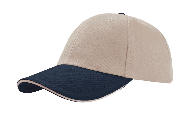 eBuyGB 6 Panel Baseball Cap