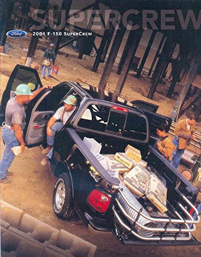 2001 Ford F150 Supercrew Pickup Truck (Ford F150 Brochure)