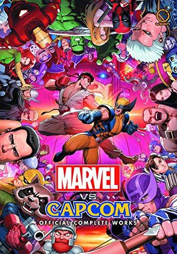 marvel vs capcom art - 1